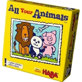 All your animals mini game