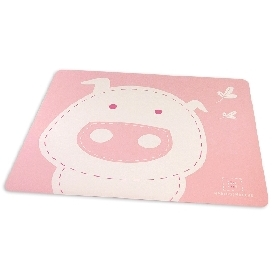 Placemat - Pink (Pokey The Pig)