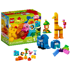 Lego# duplo# creative builder box