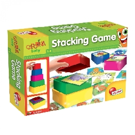 Carotina baby stacking game (tower game)