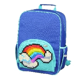 Upixel Bright Colors School bag