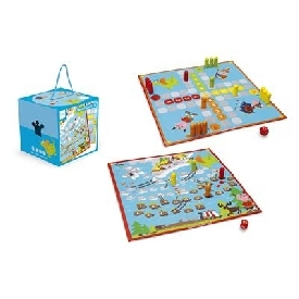 2 board games viking