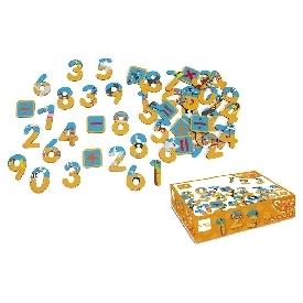 Magnets 123 safari