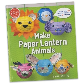 Make paper lantern animals
