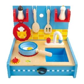 Pop up kitchen