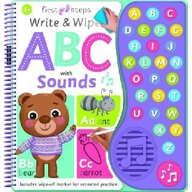 First steps abc sound book