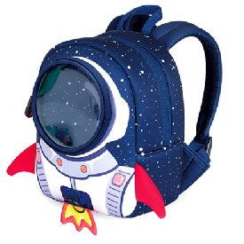 UEK Rocket Backpack Blue - M