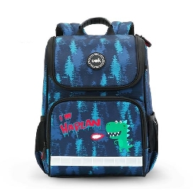 UEK School bag - Noble Dinosaur