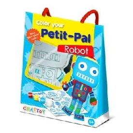 Color mini Robot