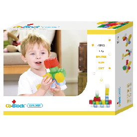 Co-block explorer (45pcs)