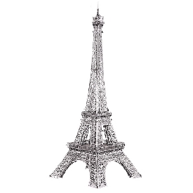 Eiffel tower - metal 3d puzzle