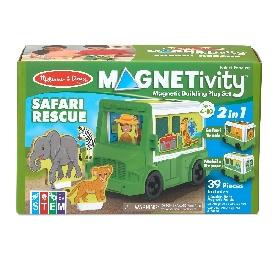 Magnetivity safari rescue truck