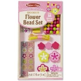 Flower bead set