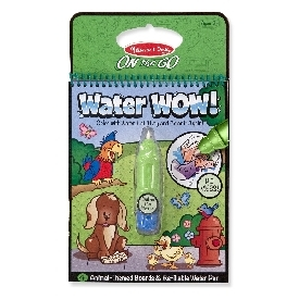 Water WOW! On The Go Animals