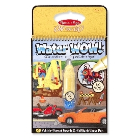 Water WOW! On The Go Vehicles