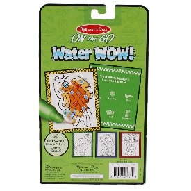 Water wow! pet mazes