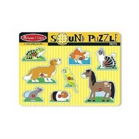 Pet sound puzzle
