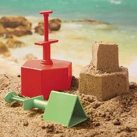 Sandblox sand shaping set