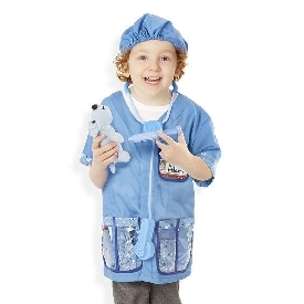 Role play costume - veterinarian