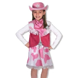 Role play costume - cowgirl