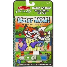 Water wow - wacky animals