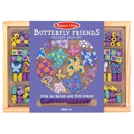bead set butterfly friends