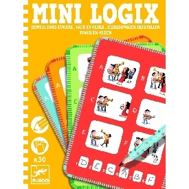 Mini Logix - Back in order