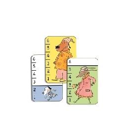 Bata-waf battle card game