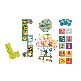 Little friends 3 in 1 game