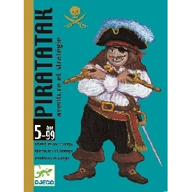 Piratatak strategy game