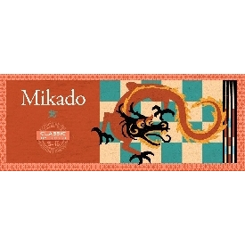 Mikado stick game