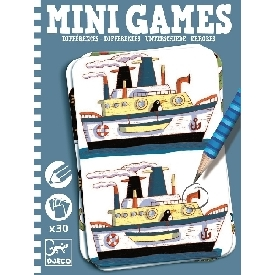 Mini Game - Differences by Rémi