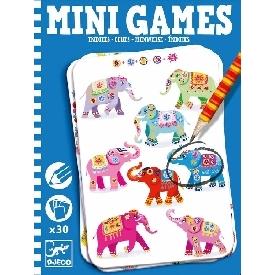 Mini game - clues by fedora