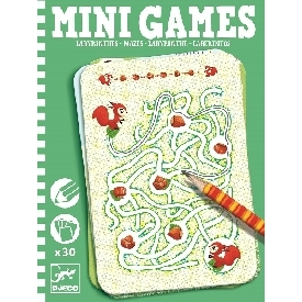 Mini game - mazes by ariane