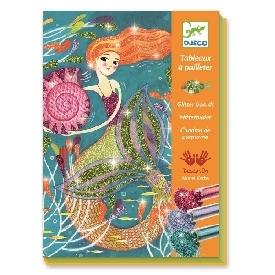 Glitter Boards Mermaids lights