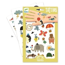 Tattoos stickers