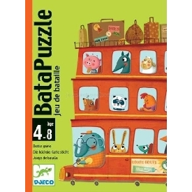 Batapuzzle card game