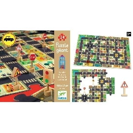 The City Giants Puzzles