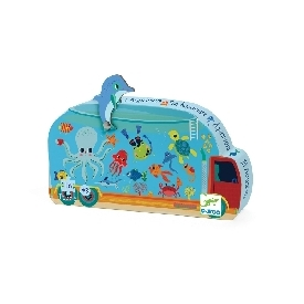 The aquarium - 16pcs