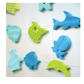 Foam Sea Creatures