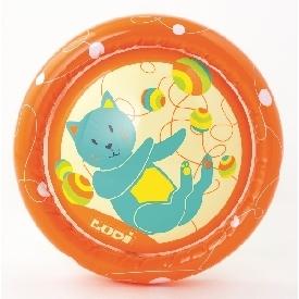 Baby roller - cat