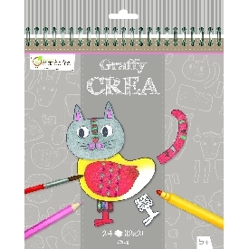 Graffy crea animal creations