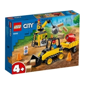 Construction Bulldozer