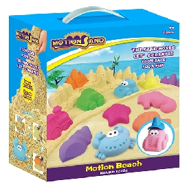 Motion sand: motion beach set
