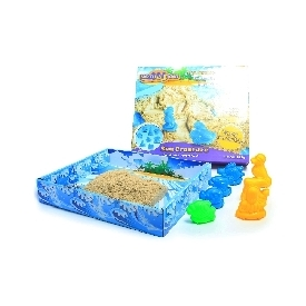 Motion Sand: 3D Sand Box Sea Creature
