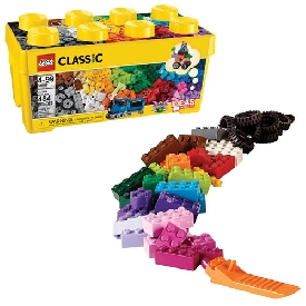 Lego classic 10696 : medium creative brick box