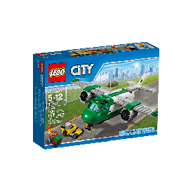 LEGO City 60101 : Airport Cargo Plane