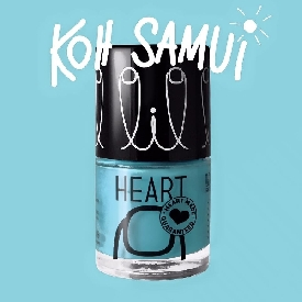 Little Heart Nail Color Koh Samui 20