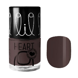 Little Heart Nail Color Muddy Muddy 34