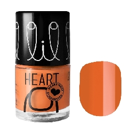 Little Heart Nail Color Pumpkin Pie 33